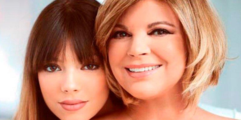 Terelu Campos despixela a su hija Alejandra y vende la exclusiva de su cara a ¡Hola¡ por un pastón
