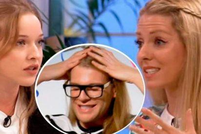 Bronca 'sin pespuntes' entre Alicia y Anna con Eduardo dando 'puntadas sin hilo'
