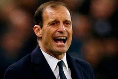 Allegri no quiere que le toque el Madrid en el sorteo de la Champions