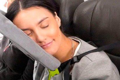 Las mejores almohadas para descansar en el avión