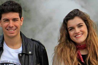 Así fue la grabación de la postal de Amaia y Alfred para Eurovisión en las islas Azores