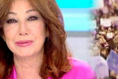 """Ana Rosa y su huelga: """"Como periodista quería informar y como mujer, parar"""""""