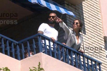 Anabel Pantoja afianza su relación con Omar en Semana Santa