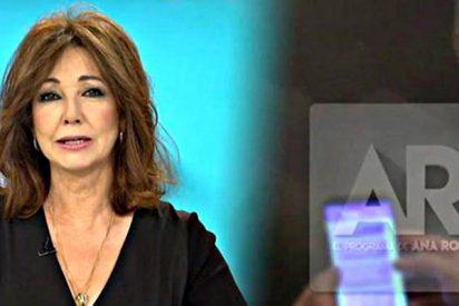 Los golpistas Puigdemont y Comín quieren meter a Ana Rosa en una cárcel belga