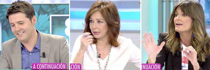 Las periodistas de Telecinco se rebelan contra el listillo Cintora por decirles lo que tienen que hacer como mujeres de cara a la huelga