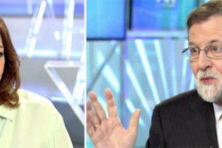 Rajoy no se corta un pelo en TV con los maleducados Torrent y Colau por su ofensa sin escrúpulos a toda España
