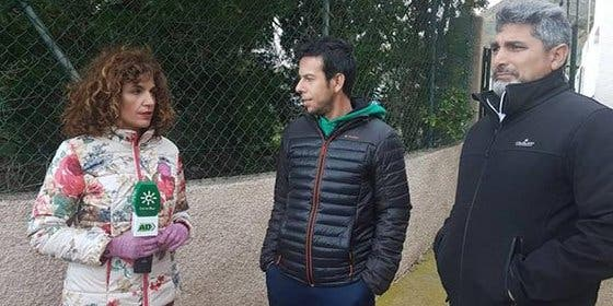 La impactante pelea de la sospechosa Ana Julia con el padre de Mari Luz Cortés