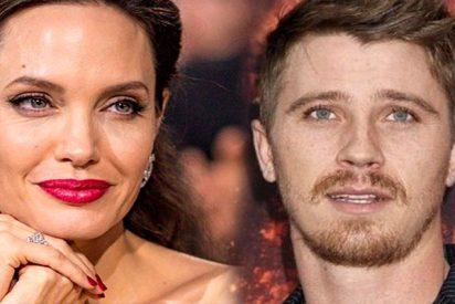 Así es el nuevo novio de Angelina Jolie; famoso, joven, rico muy parecido a Brad Pitt