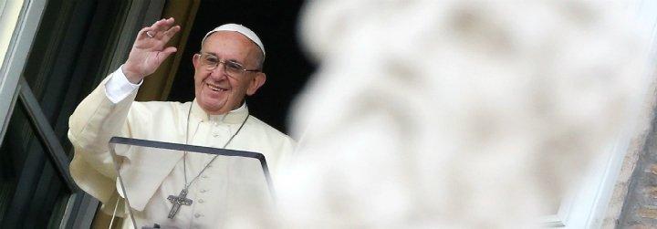 """El Papa anima a los jóvenes a """"poner la inteligencia que Dios nos da al servicio de los más necesitados"""""""
