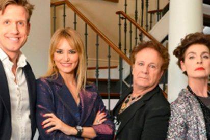 Los 4 VIP de 'Ven a cenar conmigo, Gourmet Edition' son: Antonia Dell'atte, Alba Carrillo, Óscar Martínez y Fortu