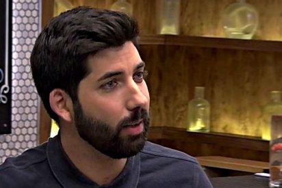 """Aram en 'First Dates': """"Vendo vibradores y algunos son grandes como un gnomo"""""""