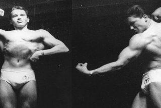 Arnold Schwarzenegger: así de cuadrado estaba el protagonista de 'Terminator' a los 16 años