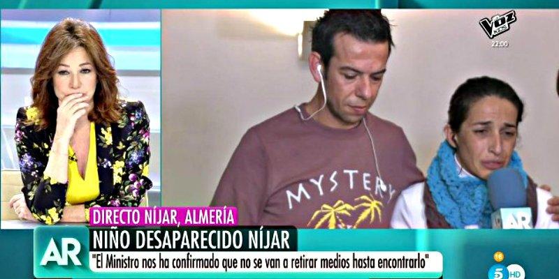 El espeluznante mensaje de la madre de Gabriel a los medios hiela a Ana Rosa Quintana