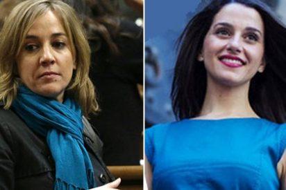 Tania Sánchez emerge de ultratumba para atacar a Inés Arrimadas y un tuitero la destroza