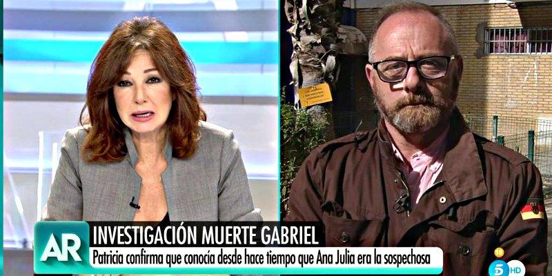 El mensaje de Antonio del Castillo a Ana Rosa Quintana sobre Ana Julia y el palo a PSOE y Podemos