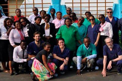 Arruzafa atiende en Guinea a 861 pacientes en su 31ª misión humanitaria en África