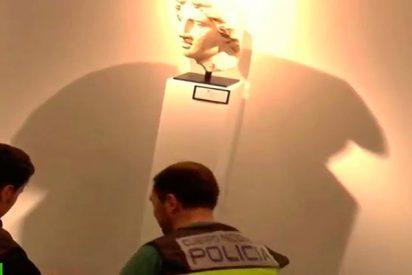 Policías españoles detienen a dos coleccionistas de arte robado por el Estado Islámico