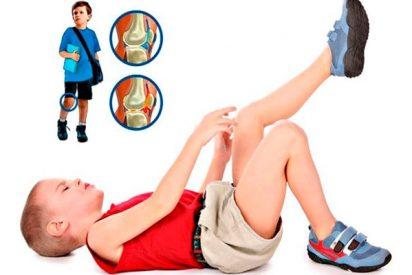 ¿Se debe realmente al crecimiento la Artritis Idiopática Juvenil?