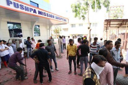 """Los obispos indios condenan el ataque """"inhumano e innoble"""" contra un hospital católico"""