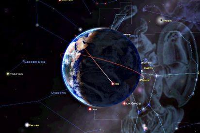 Una atlas estelar de la ESA permite hacer zoom en todo el firmamento