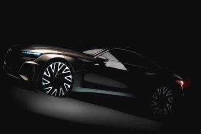 Coche eléctrico: El Audi e-tron GT que llegará en 2020 será el rival más fuerte de Tesla