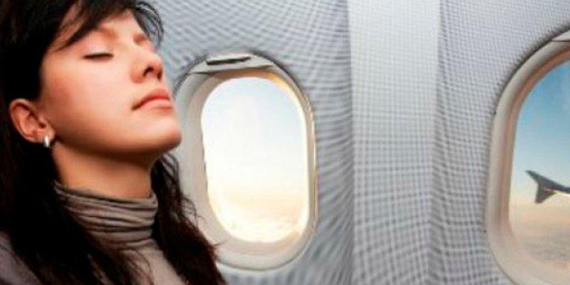 ¿Sabes qué probabilidad reales tienes de contagiarte de gripe durante un vuelo?