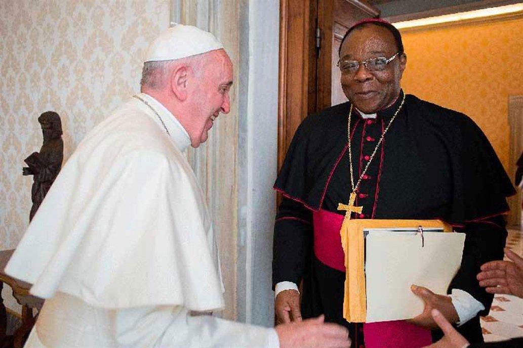 Un arzobispo congoleño, nuevo nuncio en Argentina