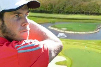 Así es el super campo de golf que Gareth Bale se ha construido en su propia casa