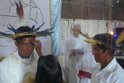 """Geraldo Baniwa: """"La religión debe ser expresión del modo de vida indígena"""""""