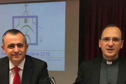 Los obispos reciben más dinero del IRPF... pero desciende el número de contribuyentes
