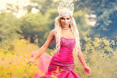Así de mal se tomó perder un concurso de belleza gay en México