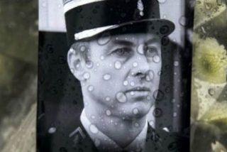 Misa masiva en tributo al heroico policía Arnaud Beltrame en Francia