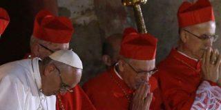 """Sistach: """"Dios no tuvo que perdonarnos nada, hicimos algo muy bueno eligiendo a Francisco"""""""
