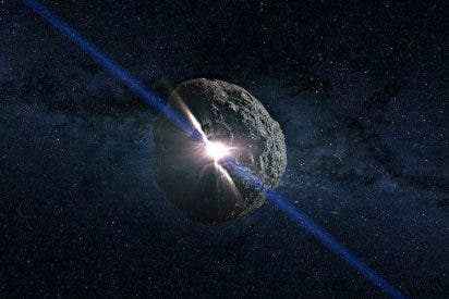 HAMMER: Una nave espacial para neutralizar cualquier asteroide peligroso que se aproxime a la Tierra