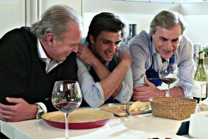 Bertín Osborne se harta de Telecinco y del capo Paolo Vasile