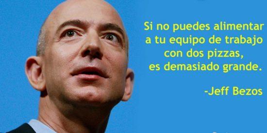 Jeff Bezos es el hombre más rico del mundo y Amancio Ortega cae a la sexta posición