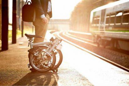 Bicicletas plegables más vendidas en Amazon por menos de 300 euros