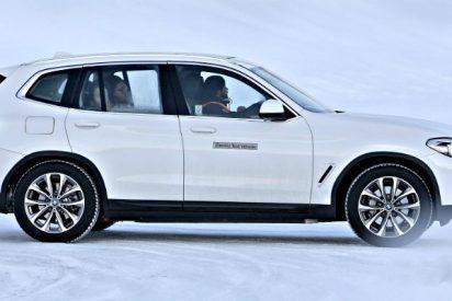 Coche eléctrico: el próximo de BMW se llama 'SUV iX3'