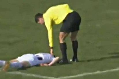 El futbolista croata Bruno Boban se desploma en pleno partido y muere sobre el cesped