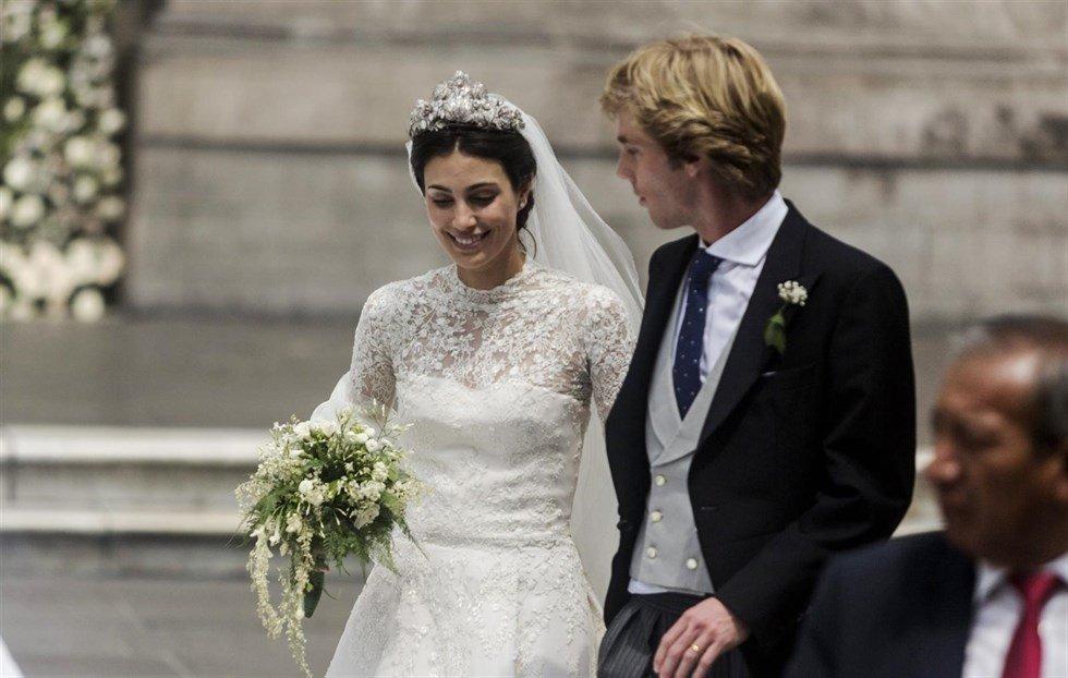 Alessandra de Osma, más it girls que nunca tras su boda con Christian de Hannover