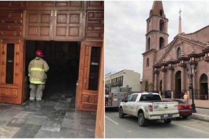 La diócesis de Matamoros, preocupada por los explosivos en varias iglesias
