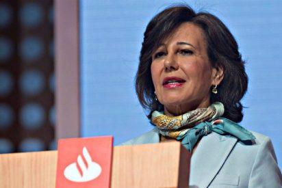 Banco Santander eleva el dividendo en 2018 y en 2019 hará el pago íntegro en efectivo
