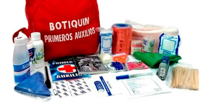 Las 10 cosas que no deben faltar en tu botiquín de primeros auxilios de casa