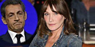 El 'Waterloo' de Carla Bruni: Sarkozy, detenido por presunta financiación ilegal