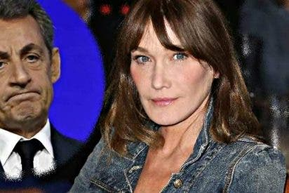 El 'Waterloo' de Carla Bruni: Sarkozy, detenido por presunta financiación ilegal