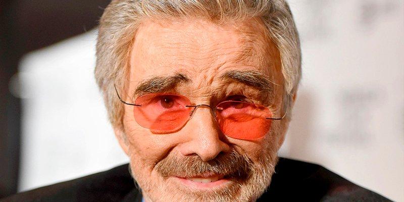 Así está el mítico Burt Reynolds a sus 82 años