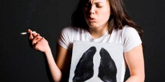 ¿Sabes que la mortalidad por cáncer de pulmón entre las mujeres alcanzará su máximo en 2026?
