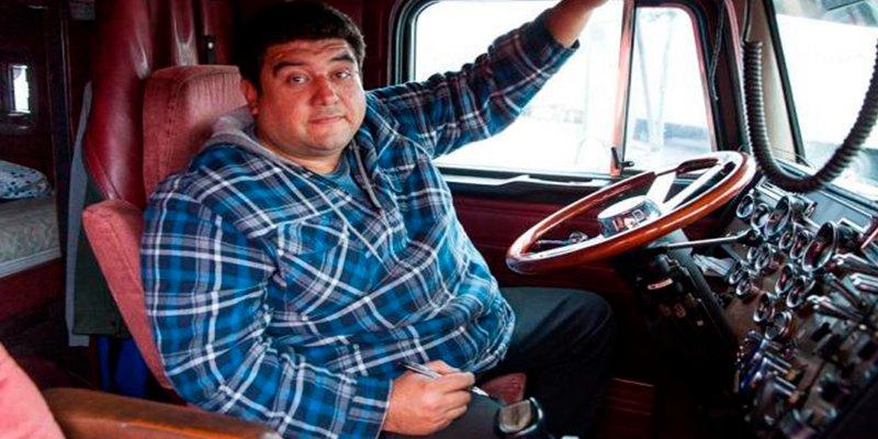 ¿Sabías que el 60% de los transportistas no practican ejercicio y uno de cada tres son obesos?