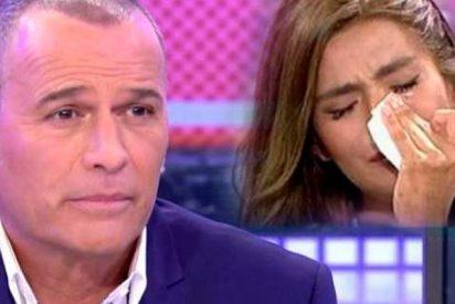 El polígrafo deja con el culo al aire a Carlos Lozano por ser infiel a Miriam y ella llama enfadada en directo