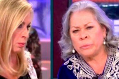 Puñalada trapera de Carmen Gahona a Carmen Borrego